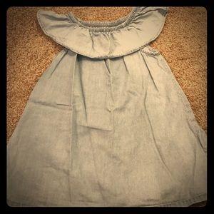 Old Navy Ruffle Dress Size 2t